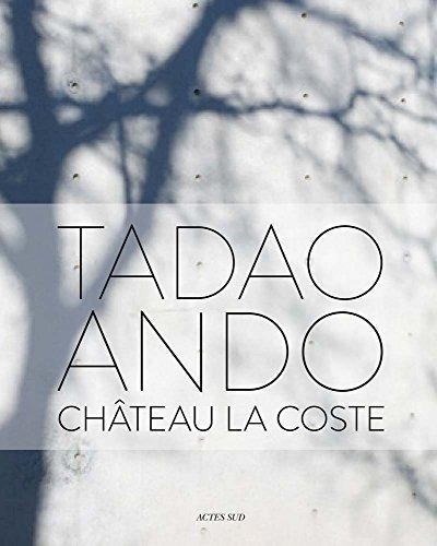 libro tadao ando: chateau la coste - nuevo