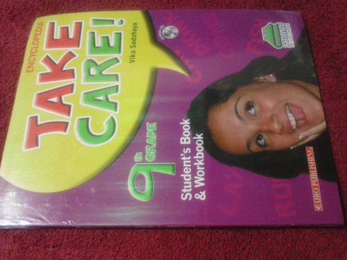 libro take care 9th students book and workbook con cd nuevo