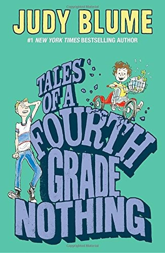 libro tales of a fourth grade nothing - nuevo