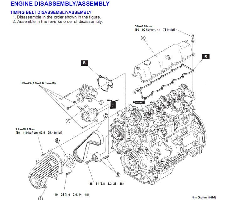 2006 mazda 3 engine diagram