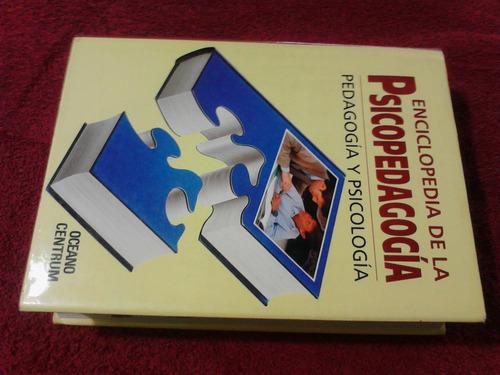 libro tapadura enciclopedia de la psicopedagogía pedagogía y