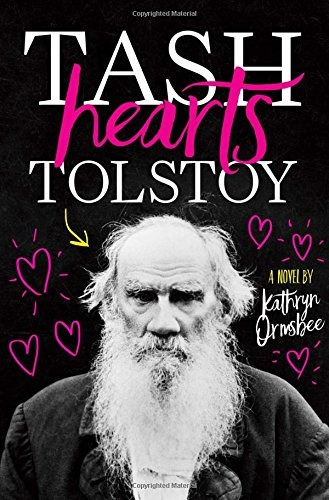 libro tash hearts tolstoy - nuevo