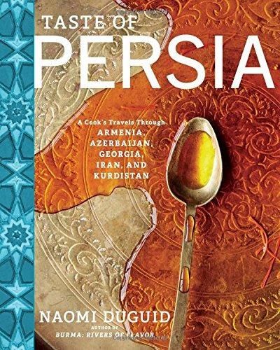 libro taste of persia: a cook's travels through armenia, aze