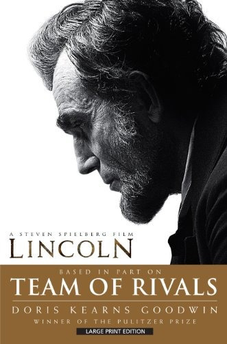 libro team of rivals: the political genius of abraham linc