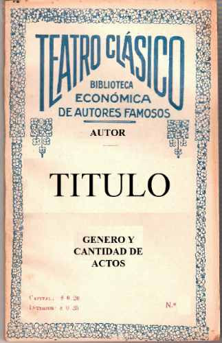 libro teatro clasico cancion de cuna - g. martinez sierra