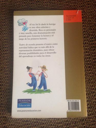 libro   teatro de escuela