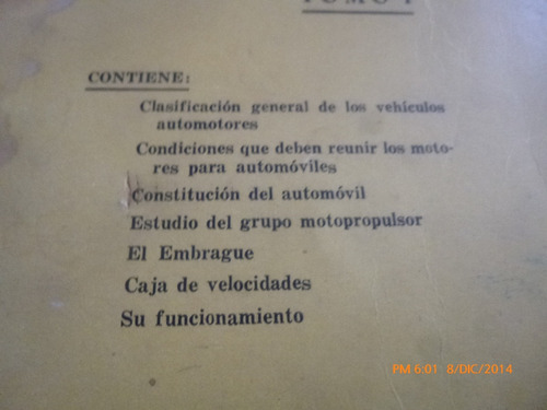 libro tecnica del automovil tomo 1 arnoldo lucius (250