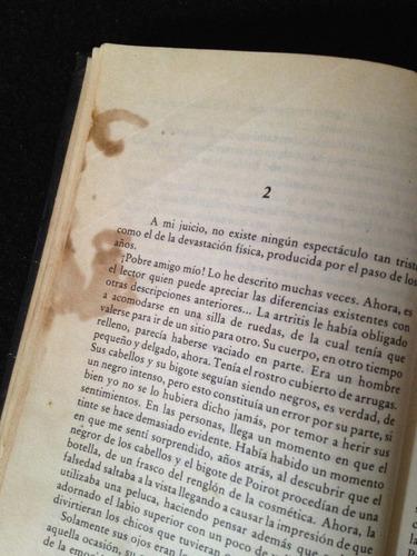 libro telon el ultimo caso de poirot de agatha christie