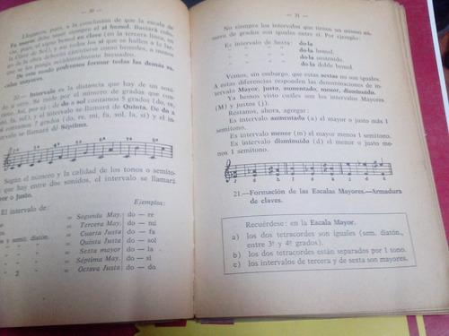 libro - teoria historia - musica