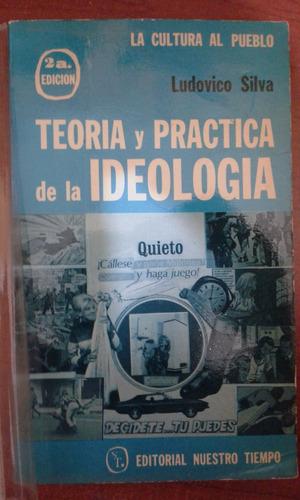 libro teoría y practica de la idiologia