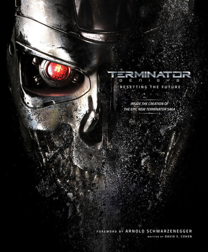 libro terminator genisys: resetting the future