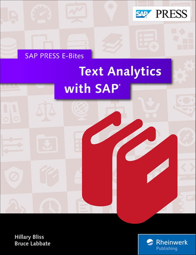 libro text analytics with sap