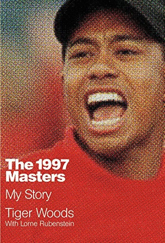 libro the 1997 masters: my story - nuevo q