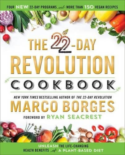 libro the 22-day revolution cookbook: unleash the life-chang