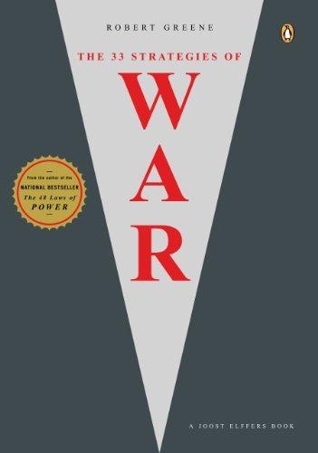 libro the 33 strategies of war - nuevo