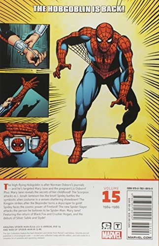 libro the amazing spider-man epic collection: ghosts of the
