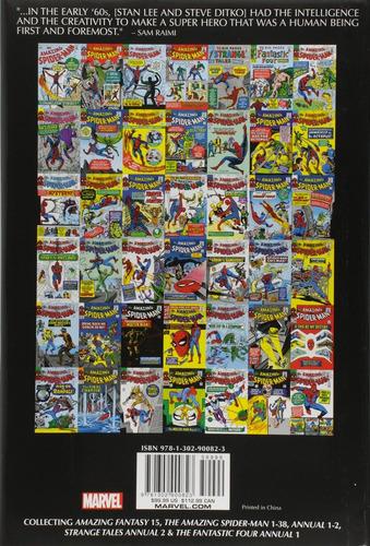 libro the amazing spider-man omnibus 1 - nuevo envío gratis