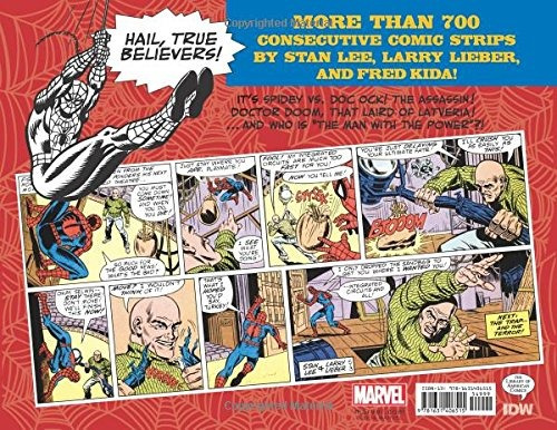 libro the amazing spider-man: the ultimate newspaper comic f