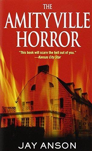 libro the amityville horror - nuevo