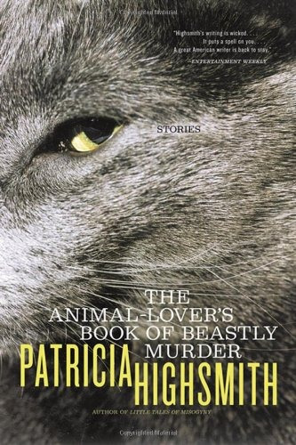 libro the animal-lover's book of beastly murder - nuevo