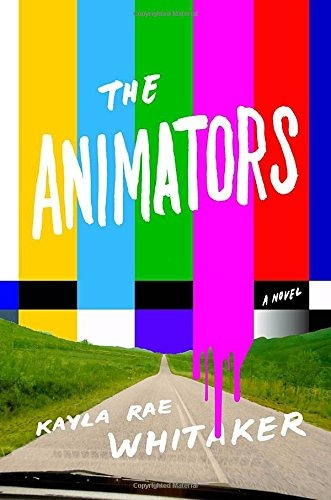 libro the animators - nuevo