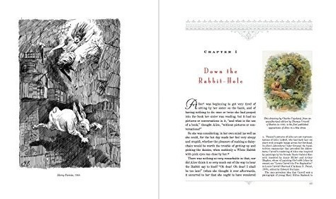 libro the annotated alice: alice's adventures in wonderland