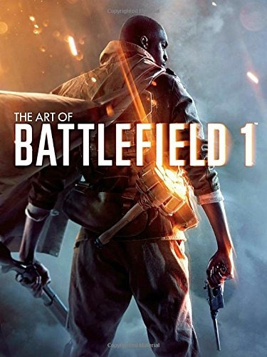 libro the art of battlefield 1 - nuevo