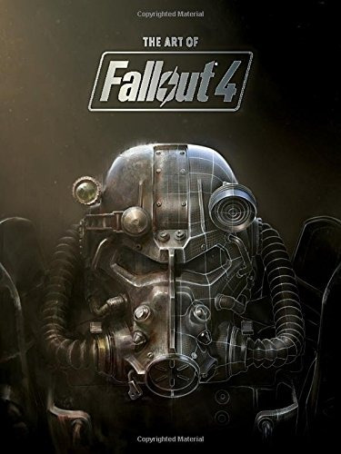 libro the art of fallout 4 - nuevo