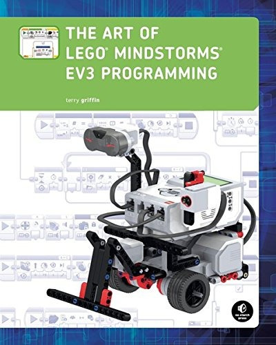 libro the art of lego mindstorms ev3 programming - nuevo