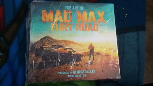 libro  the art of mad max fury road
