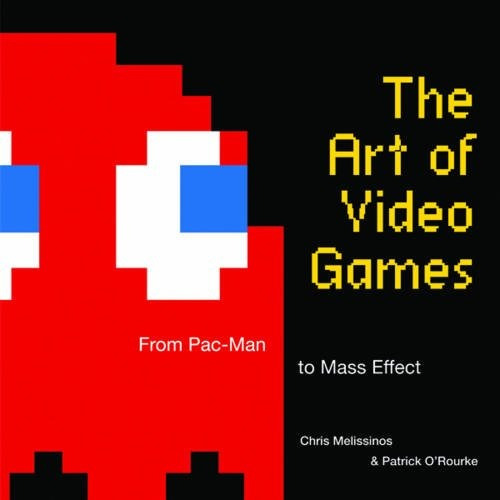 libro the art of video games: from pac-man to mass effect