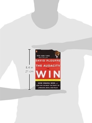 libro the audacity to win: how obama won and how we can beat