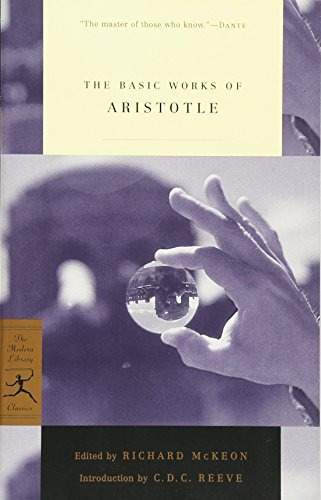 libro the basic works of aristotle - nuevo