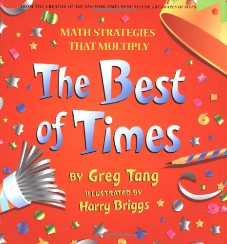 libro the best of times: math strategies that multiply