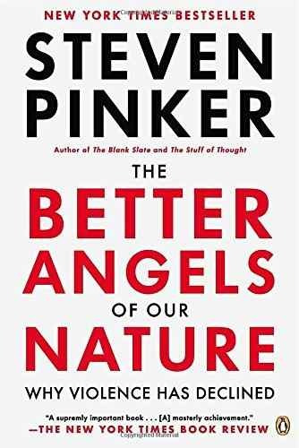 libro the better angels of our nature: why violence has decl