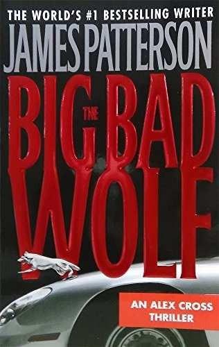 libro the big bad wolf - nuevo