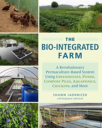 libro the bio-integrated farm: a revolutionary permaculture-