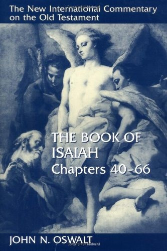 libro the book of isaiah: chapters 40-66 - nuevo