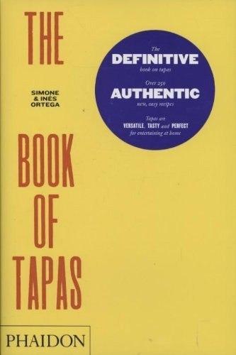 libro the book of tapas - nuevo