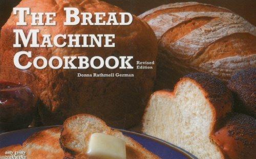 libro the bread machine cookbook - nuevo