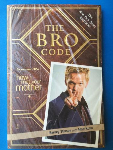 libro - the bro code (barney stinson con matt kuhn)