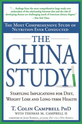 libro the china study: the most comprehensive study of nut e