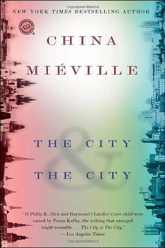 libro the city & the city - nuevo