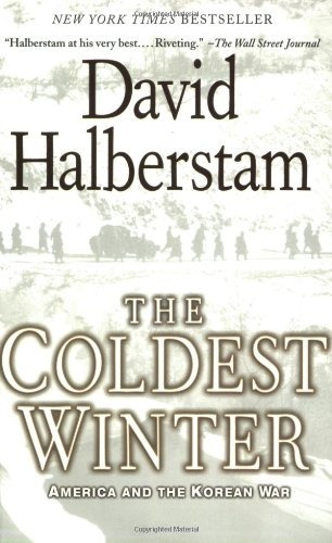 libro the coldest winter: america and the korean war
