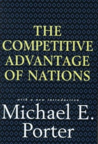libro the competitive advantage of nations: with a new intro