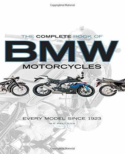 libro the complete book of bmw motorcycles: every model sinc