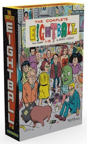 libro the complete eightball: issues 1-18 - nuevo