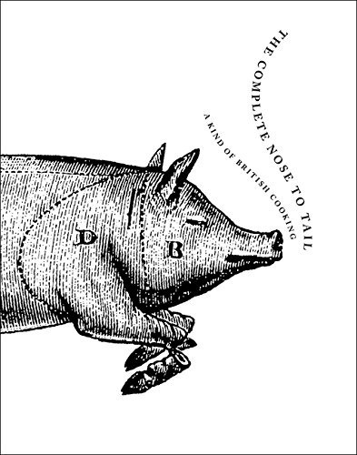 libro the complete nose to tail: a kind of british cooking