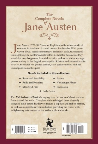 libro the complete novels of jane austen - nuevo -