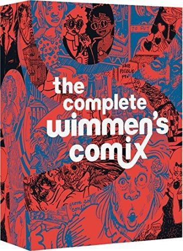 libro the complete wimmen's comix - nuevo
